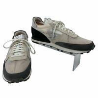 Nike Trail Running Shoes Men's Size 8.5 Daybreak Type Summit White/Orewood Brown