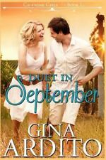 Duet in September : Book I of the Calendar Girls Series by Gina Ardito (2013,...