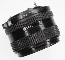 "Canon FD 35mm f2 .8 ""U.S. NAVY""  #179387 ........... Very Rare !!"