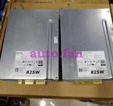 For T5600 T5610 Workstation Power 825W H825EF-00/01 D825EF-00/01 0DR5JD 0CVMY8