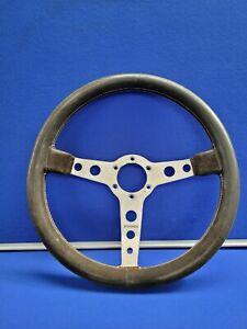 MOMO Protatipo Steering Wheel Suede 3 Spoke