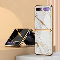 For Samsung Galaxy Z Flip Phone Ultra-thin Phone Case Fashion Cover Protection