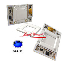 1pcs AC110V High Power 50W led chip built-in driver Royal Blue 445-450nm LED