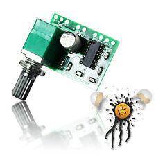 Arduino Raspberry Class D Audio Amplifier Verstärker Modul PAM8403 2x3W 2-5,5V