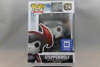 Funko Pop! Vinyl Figure - Heroes #214 - Steppenwolf - DCLoC Exclusive