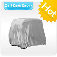4 Seater Universal Electric Gas Golf Cart Cover Yamaha Club Car EZ GO MGF2S