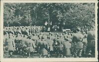 Ansichtskarte Fronleichnamsfest Erinnerung 1916 in Flers  (Nr.9623)
