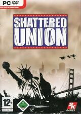 SHATTERED UNION (DVD-ROM) PC USATO