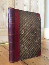 LES TROIS MOUSQUETAIRES by ALEXANDRE DUMAS HB 1858 Premiere Partie - ILLUSTRATED
