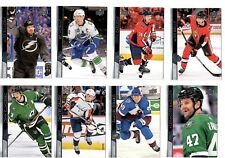 2020 Upper Deck Series 1 Hockey Lot 24 Cards Included