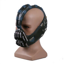 Bane Cosplay Mask The Dark Knight Rises Coser Costume Helmet Halloween Adult