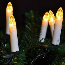 LED Weihnachtsbaumbeleuchtung 30er innen warmweiß XI11606