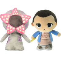 Stranger Things Demogorgon Eleven with Eggo Plush Toy Soft Stuffed Figure Doll