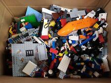 Huge 12.5 KG Bundle Of Mixed Construction Bricks Mix Brands Lego Figurines