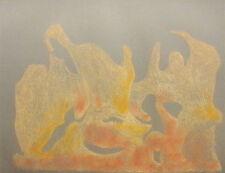 "Mark Tobey ""The Awakening Dawn"" Hand Signed Ltd Ed Fine Art Etching Make Offer!"