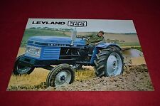 Leyland Nuffield 344 Tractor Dealer's Brochure YABE11 Ver82