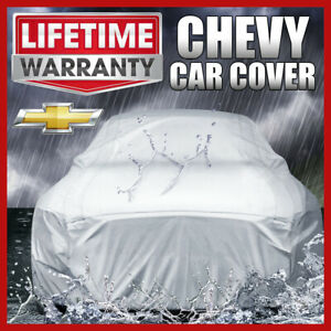 CHEVY [OUTDOOR] CAR COVER ☑️ All Weatherproof ☑️ 100% Full Warranty  ✔CUSTOM✔FIT