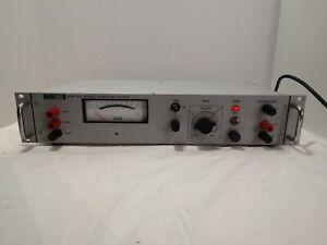 FLUKE 845AR High Impedance DC Voltmeter and Null Detector