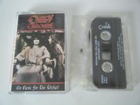 OZZY OSBOURNE NO REST FOR THE WICKED CASSETTE TAPE CBS USA 1988