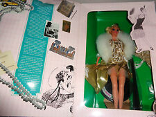1993,MATTEL 1920's FLAPPER Barbie FROM THE GREAT ERA'S COLLECTION