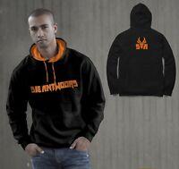 Die Antwoord Yolandi Visser  Logo Rap ,Rave ZEF Aphex Men Contrast Hooded