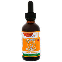 Bioray Inc   Kids  NDF Belly Balance  11-Strain Probiotic Blend  Berry Flavor  2