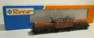 Roco Spur H0 Nr.43539 E-Lok Krokodil Ce 6/8 II der SBB in OVP    Top Zustand