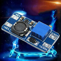 2 Pcs MT3608 DC-DC 2V-24V to 5V-28V Step Up Module Booster Power Supply Module.