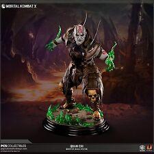 Mortal Combat X-Quan Chi 1/4 scale statua/pop culture/500 Limited