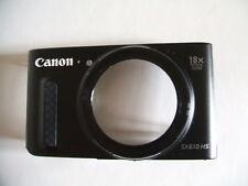Canon Powershot SX610 HS Replacemnt  repair part black front cover