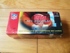 2003 Topps Complete Factory Sealed Football Set MINT