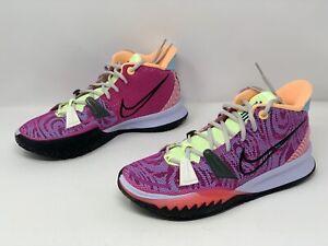 Nike Kyrie 7 'Creator' Pink Sneaker, Size 13 BNIB DC0588-601