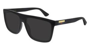 Gucci Sonnenbrille GG0748S  001 Schwarz grau Herren original