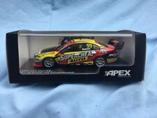 Apex 1:43 Ford FG X Falcon Supercheap Auto Racing  Mostert 2017