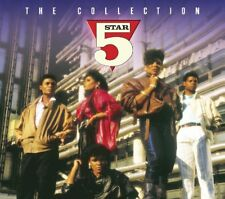 "FIVE STAR - THE COLLECTION 2013 REMASTERED 2CD + 12"" MIXES !"