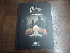 ALPHA T2 CLAN BOGDANOV - LES BD CULTE ( LE FIGARO ) VOLUME 14