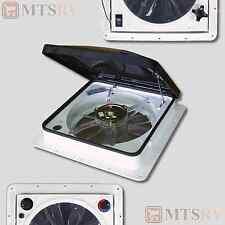 Fan-Tastic 2250 Ceiling 12v Vent Fan 14x14 - Reverse/Thermostat - USA fantastic
