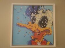 Matt Gondek - Donald Deconstructed - Signed and Numbered - Rare Print on Wood -