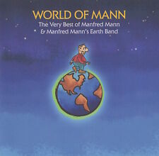 THE VERY BEST OF MANFRED MANN & MANFRED MANN'S EARTH BAND - DOUBLE CD