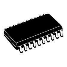 5 x NXP 74LVT244AD TAMPONE OCTAL & Line Driver, 3-stato, 2.7-3.6V, 20-Pin SOIC