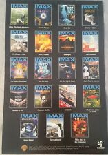 IMAX Ultimate Collection (DVD, 2007, 20-Disc Set) 18 Still Sealed