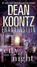Frankenstein: City of Night by Ed Gorman, Dean Koontz (Paperback / softback)