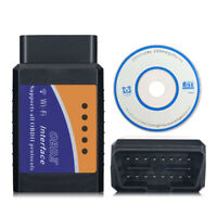 ELM327 v1.5 Bluetooth /WIFI OBDII Car Diagnostic Scanner Auto Fault Code For IOS
