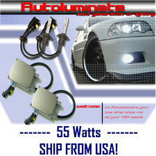 d2s h1 h3 AC 55W Xenon HID kit Headlight 3000K/4300K/6000K/8000K/10000K/12000K