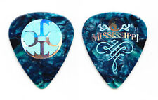 Terri Clark 3 Mississippi Blue Pearl Guitar Pick - 2003 Tour