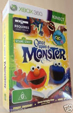 Xbox 360 Once Upon A Monster - NEW (SEALED)