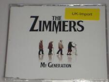 THE ZIMMERS - MY GENERATION  BBC MAXI CD  NEU & OVP