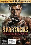 Spartacus - Vengeance : Season 2 (DVD, 2012, 3-Disc Set)