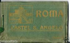 ax 05 - Anni 30 ROMA CASTEL S.ANGELO Serie 20 cartoline - Foto Domenico Anderson