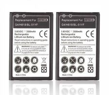High Power Quality Replacement Battery Model BL-51YF 3500mAH for LG G4